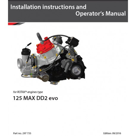 Rotax DD2 Evo Manual 2017